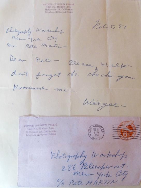 weegee_letter_01