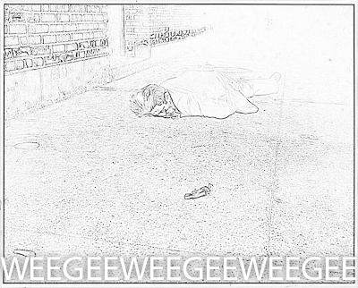 weegee_off-duty-cop