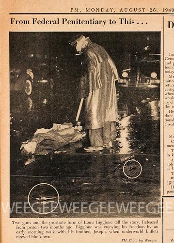 PM newspaper 1940